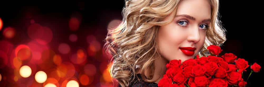 Flowers & Presents:  true love language of ukrainian girls revealed!